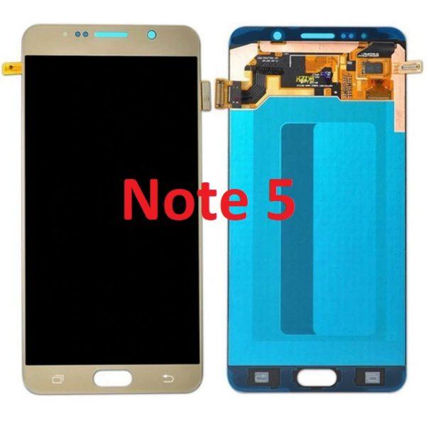 Màn Hình Samsung Note 5 Chính Hãng