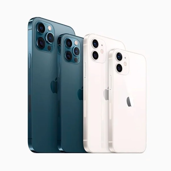 Mặt Kính Lưng iPhone 12